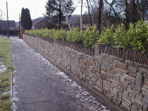 neath build swansea construction garden wall landscape