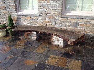 swansea Patio driveway stone construction neath